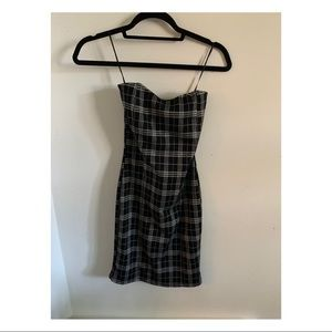 NWT Revamped Strapless Dress